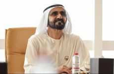 Watch: Sheikh Mohammed shows appreciation for UAE's healthcare workers