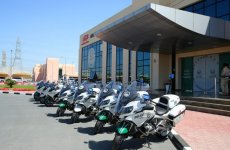 Pictures: Dubai Police add 10 new BMW motorcycles to their fleet
