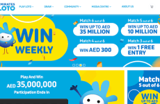 Emirates Loto with Dhs35m weekly prize launches in the UAE