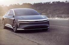 Electric car manufacturer Lucid Motors enters UAE and Saudi Arabia