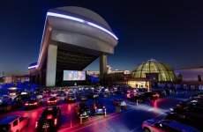 Vox Cinemas launches drive-in cinema in Dubai's Mall of the Emirates
