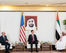 Az Emírségek vezető tisztviselője: Az Egyesült Államok és Izrael biztosítékot adtak arról, hogy nem lesz annektálás