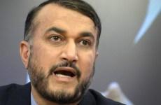 """Iranian Minister Says Saudi Talks """"Constructive"""""""
