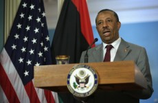 Libyan PM Accuses Qatar Of Sending Planes With Weapons To Tripoli