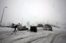 Blizzards Hit Middle East, Refugees Bear Brunt