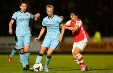 Aabar Investments Inks Deal With Manchester City Women's Football Club
