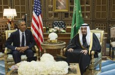 Obama And Saudi King Discuss Iran, Energy In Symbolic Visit