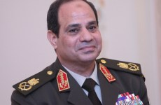 Egypt's Sisi Urges Israel To Consider 2002 Arab Peace Initiative