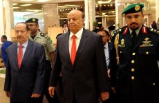 Yemeni president returns to Aden after 6-month exile