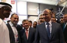 Abu Dhabi crown prince, Putin discuss stronger ties, Syria woes