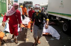UAE pilgrims' camp away from stampede site in Mina, all safe – official