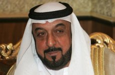 Sheikh Khalifa re-elected UAE President