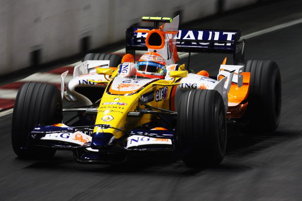 Singapore Formula One Grand Prix: Practice