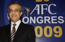 Bahrain's Sheikh Salman Set To Win Asian Football Presidency Unopposed