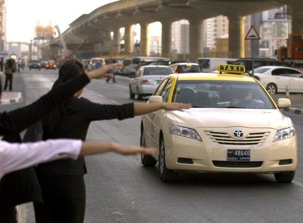 Dubai Taxis Rank Third Best In The World  Gulf Business