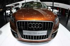 Audi Middle East Reports 16.3% Record Rise
