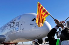 Emirates Launches First A380 Flights To Barcelona