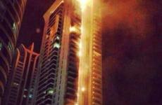 JLT Fire: Municipality Has No Power