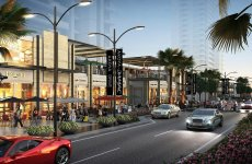 Dubai's Damac Plans Mega Shopping Strip In AKOYA Development