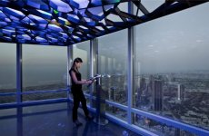 Pictures: Dubai's Burj Khalifa Opens World's Highest Observation Deck