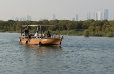 Abu Dhabi Launches New Water Taxi Service To Eastern Mangroves
