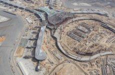 Work to begin on Abu Dhabi Midfield Terminal's external facade