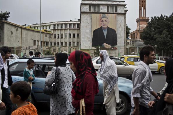 General Images Of Kabul Economy