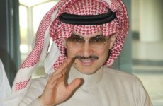 Saudi Prince Alwaleed's Alarab News Channel To Go Live On Feb 1