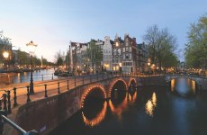 Travel review: Walking  the waterways in Amsterdam