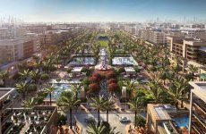 Nshama Launches Massive Residential Project Town Square In Dubai