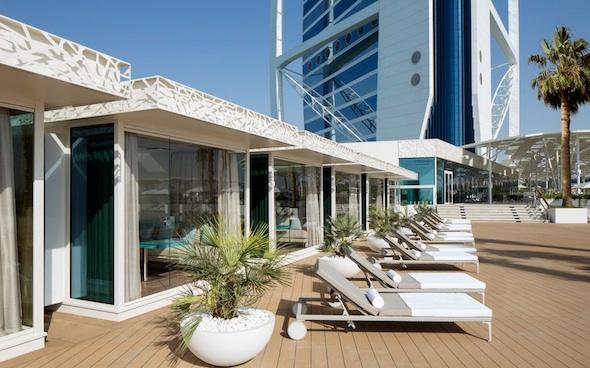 Burj Terrace 4