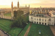 Travel review: An 800-year-old history lesson in Cambridge