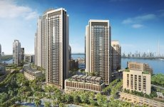 Emaar launches luxury residences in Dubai Creek Harbour