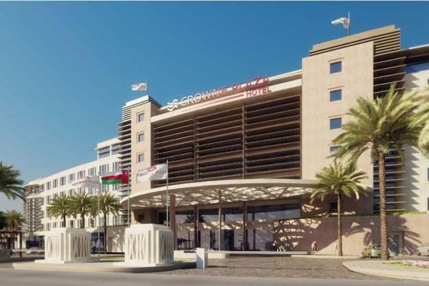 Crowne Plaza Hotel oman