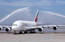 Emirates starts A380 Dusseldorf flights