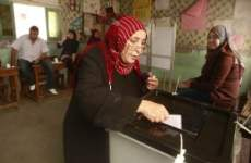 Egypt Begins Landmark Election