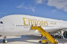 Emirates receives 80th A380 jet from Airbus