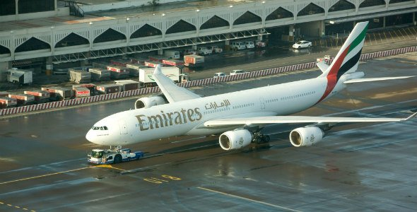 Emirates airline 3