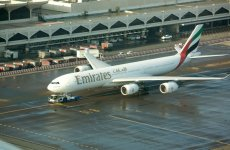 Smoke Detected As Emirates Flight Lands In Dubai