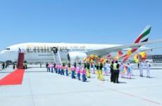 Emirates launches Dubai service to Yinchuan and Zhengzhou
