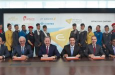 Etihad Launches New Airline Partnership