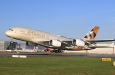 Abu Dhabi's Etihad to launch second A380 service to New York
