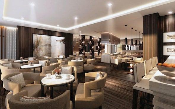 Exclusive First Look Sheraton Grand Hotel Dubai Gulf