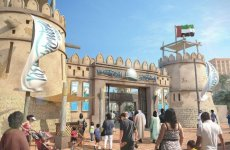 Photos: World First Attractions At Abu Dhabi's Yas Waterworld