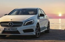 Car Review: Mercedes-Benz A250 Sport