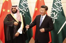 China expresses willingness to mediate in Saudi/Iran talks