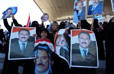 Yemen's Saleh Hails End To Saudi-led Strikes, Seeks New Dialogue