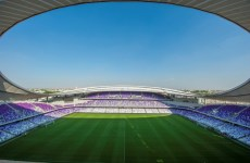 Al Ain's New Football Stadium Ready For January Launch