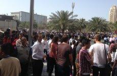 VIDEO: After The Dubai Earthquake