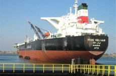 Iranian oil tankers to begin shipping to Europe